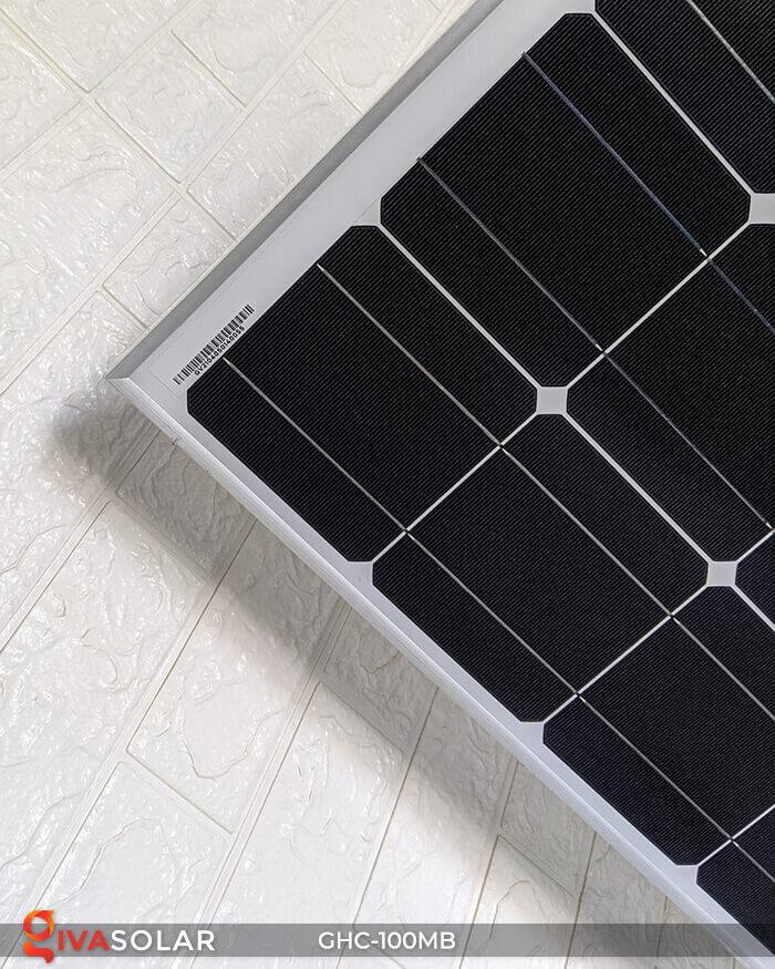 Tấm pin năng lượng mặt trời Mono 100W 10