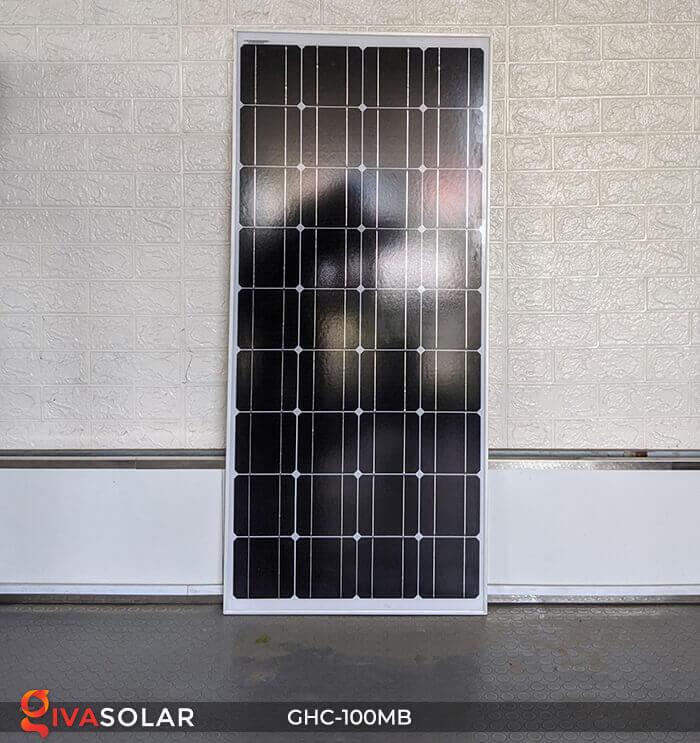 Tấm pin năng lượng mặt trời Mono 100W 2