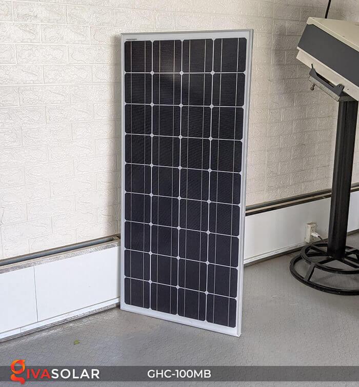 Tấm pin năng lượng mặt trời Mono 100W 4