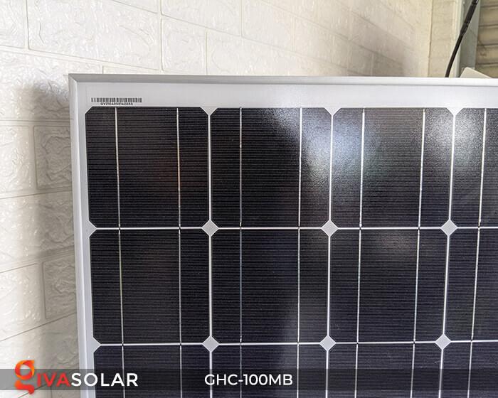 Tấm pin năng lượng mặt trời Mono 100W 9