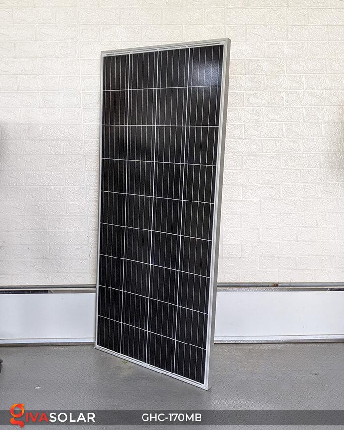 Pin mặt trời mono 170W 1