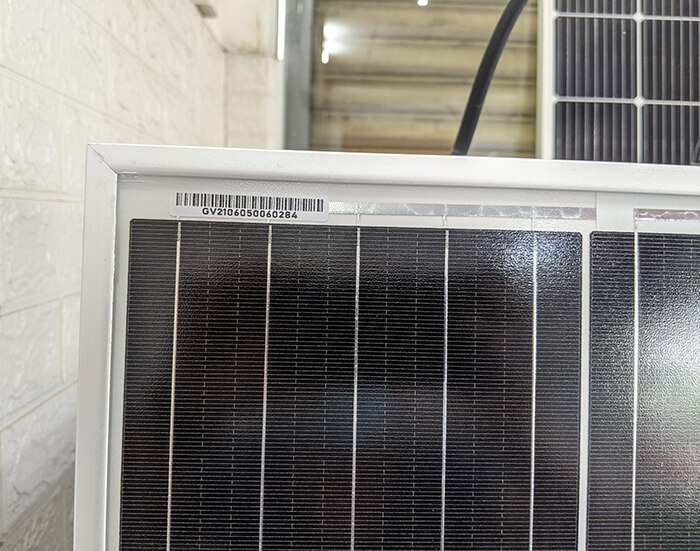 Pin mặt trời mono 170W 10