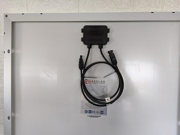 Pin mặt trời mono 170W 11