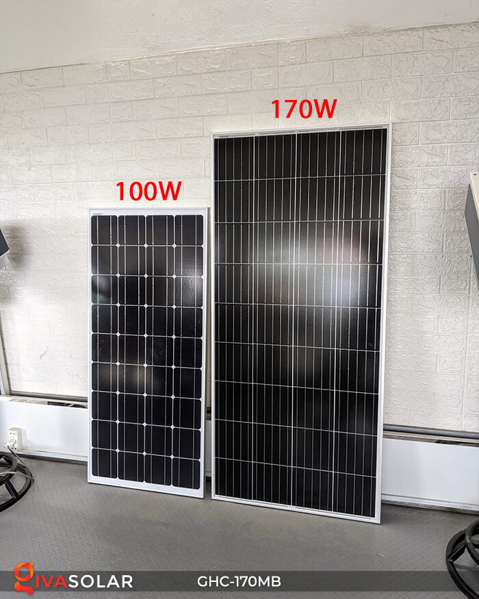 Pin mặt trời mono 170W 13