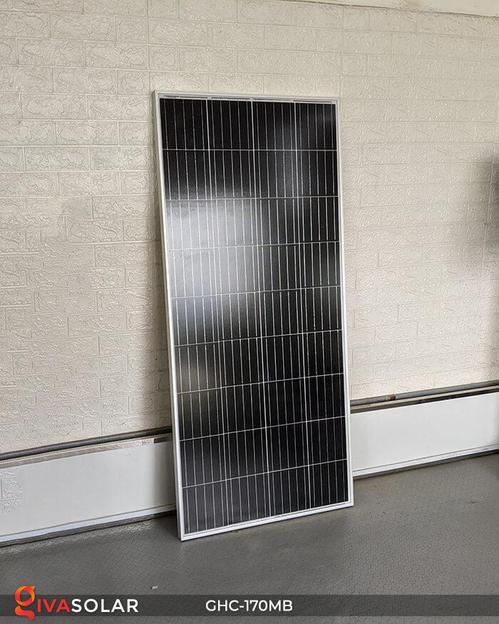 Pin mặt trời mono 170W 3