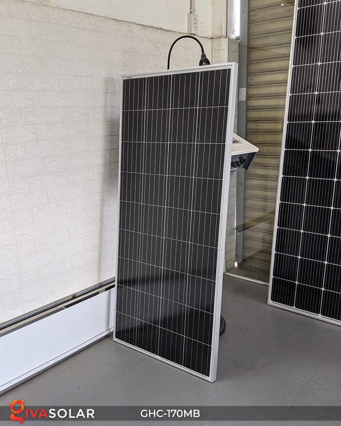 Pin mặt trời mono 170W 4