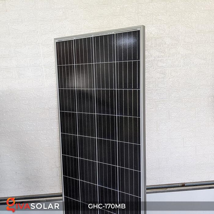 Pin mặt trời mono 170W 6