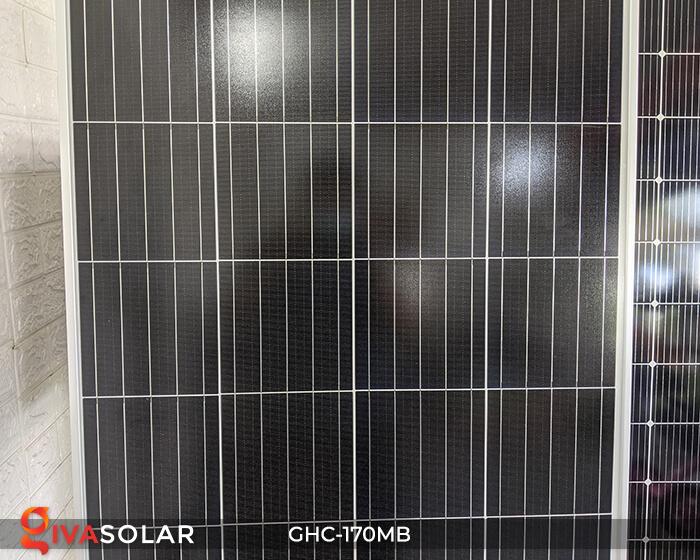 Pin mặt trời mono 170W 7