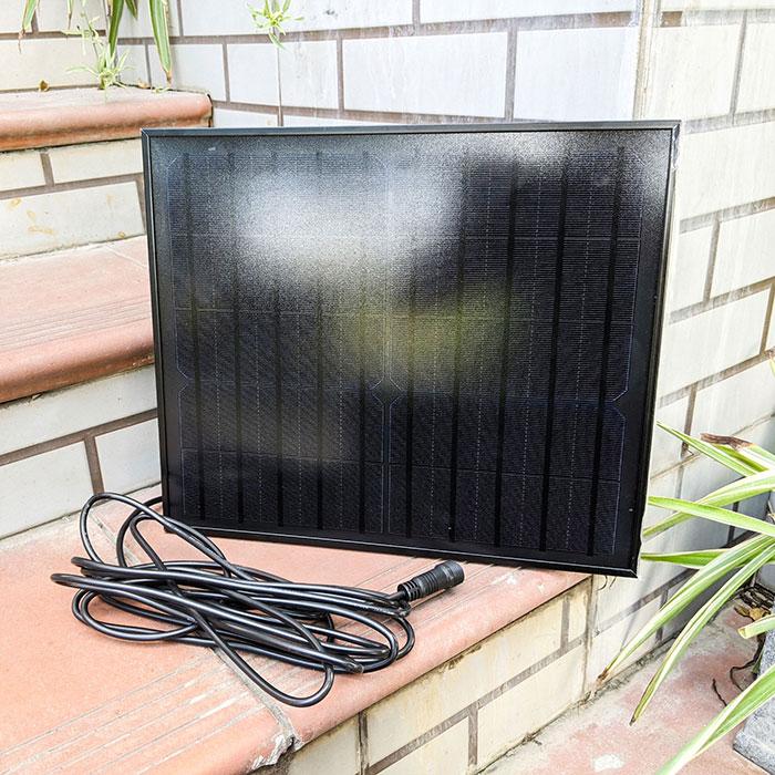 Đèn pha Led năng lượng mặt trời 60W GV9960 10