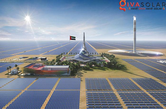 Mohammed Bin Rashid Al Maktoum Solar Park, UAE