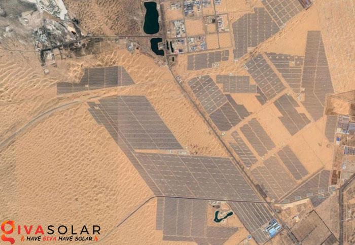 Tengger Desert Solar Park